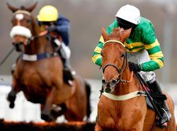 Day 4: Albert Bartlett Novice Hurdle