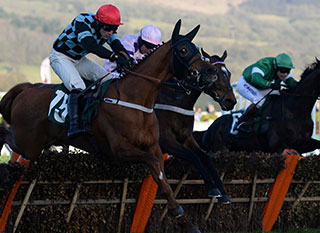 Flying Tiger shocked everyone during last year's Fred Winter Handicap Hurdle with a great result